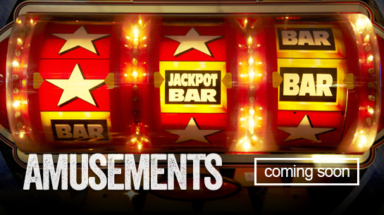 Amusements coming soon button